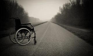 Silla de ruedas como modo de desplazamiento